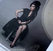 ORIGINAL 2011 SMOKE VINYL AMY WINEHOUSE BEST OF LP BEAUTIFUL COVER RARE