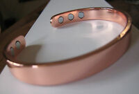 Pure Copper Magnetic Bracelet Arthritis Original High Quality Men Women Cuff