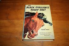 The Black Stallion's Sulky Colt, Walter Farley, 1954