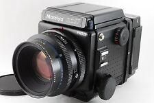 [Excellent] Mamiya RZ67 Pro II Medium Format w/SEKOR Z 110mm f/2.8 W Lens (A367)