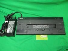 TOSHIBA PA5116U-1PRP Hi Speed Port Replicator III Docking Station w/120W Power