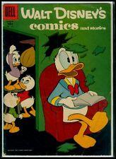 Dell Comics WALT DISNEY'S Comics And Stories #198 Donald Duck VG 4.0