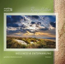 Wellness & Entspannung, Vol. 2 [Lizenz zur Beschallung bis 1000m²] Gemafreie CD