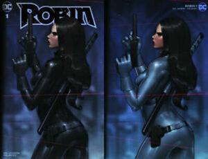 ROBIN 1 JEEHYUNG LEE VIRGIN VARIANT A & B 2-pack set virgin trade dress  comic