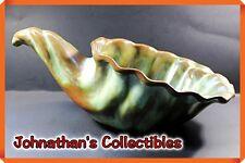 JC&C - RARE Original Creation by Frankoma Pottery Cornucopia or Planter - MINT