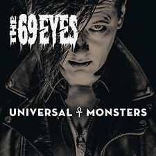 The 69 Eyes - Universal Monsters [CD]