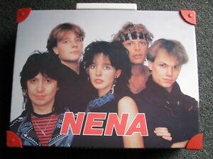 Nena-Koffer-Cassettenkoffer-80er Jahre-Made in Holland-Forty Four Arnheim