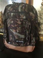 Columbia Northern Pass II Camo Backpack Daypack