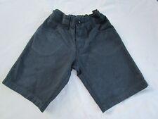 Boys Quiksilver self stripe   poly/cotton dress shorts  Size 2