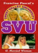 A Married Woman (Sweet Valley University),Laurie John