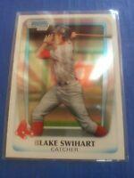 BLAKE SWIHART 2011 BOWMAN CHROME DRAFT PROSPECTS CARD BDDP-86 BOSTON (ROOKIE)