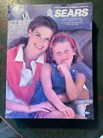 Vintage 1993 Sears Spring & Summer Catalog Clothes Toy Electronics Sport
