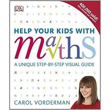 Help Your Kids with Maths, Vorderman, Carol, New condition, Book