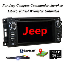 Car GPS SAT Navi DVD Radio For Jeep Grand Cherokee/Dodge RAM/Chrysler BT TV DAB+