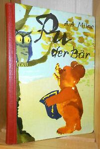 Pu der Bär - A.A. Milne (geb. Ausgabe 1973)