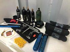 Spyder Electra Paintball Gun & Accessories