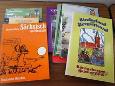 10 alte Bücher №10-Reise + Geschichten + Gedichte + Kinderbuch usw. ab 1936  /S5