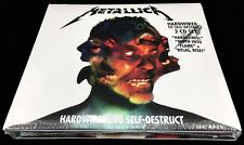 METALLICA Hardwired To Self-Destruct - 2016 RELEASE 2CD SET BRAND NEW Digipak