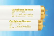 25 x Brand New Sunbed Tubes Caribbean Bronze VHR Exclusive 160W by COSMEDICO