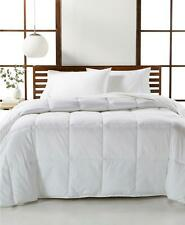 Hotel Collection Luxury Supima Cotton Full / Queen Comforter White $300