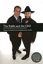 NEW The Rabbi and the CEO: The Ten Commandments for 21st Century Leaders