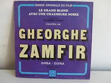 BO Film OST Le grand blond avec une chaussure noire GHEORGHE ZAMFIR COSMA DPX677