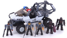 BEST Mega Blocks Police Toy Play Set Figure Halo Collector Construction Building