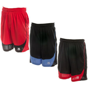 Jaco Twisted Mock Mesh Men's Shorts Athletic Pockets For MMA Crossfit Basketball