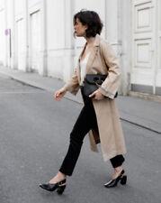 Cappotti e giacche da donna lunghezza al ginocchio in cotone taglia 42