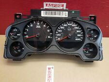 2007-2011 Chevrolet Silverado 2500 3500 Speedometer Gauges Cluster KPH OEM