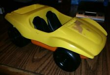 Vintage 1972 Barbie Goin' Camping Breezy Buggy Car Beach Dune Buggy