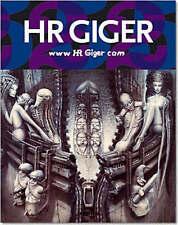 Www HR Giger Com by H. R. Giger (Hardback, 2007)