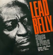 "Leadbelly-Sings And Plays Vinyl EP 7"" Single.1965 ARC 68.Frankie And Albert+"