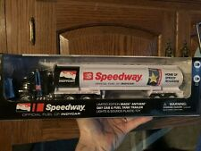 New 2019 Speedway Semi Tanker Truck Mack Vision Batterys Included