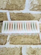 NEW Claus Porto Assorted Guest Soap Rainbow Pastille Gift Box Shea Oil SET $30