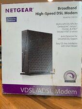 Open Box NETGEAR Broadband High-Speed DSL Modem VDSL/ADSL (DM200)