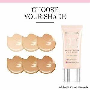 Bourjois City Radience Skin Protecting Foundation. Brightening Effect