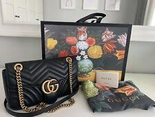 Gucci Marmont matelasse bag