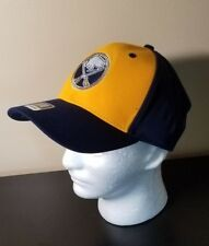 BRAND NEW REEBOK BUFFALO SABRES HAT CAP NHL FLEX Size LARGE-TO-X-LARGE NAVY  NWT
