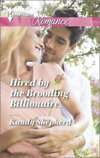 Hired by the Brooding Billionaire Harlequin Romance