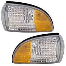 Side Marker Light 91-96 Chevy Caprice Impala Roadmaster Driver + Passenger Side