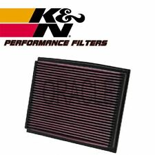 K&N HIGH FLOW AIR FILTER 33-2209 FOR AUDI A4 2.0 TFSI 220 BHP 2005-08