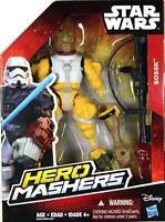 Star Wars Hero Mashers ~ BOSSK ACTION FIGURE ~ Hasbro