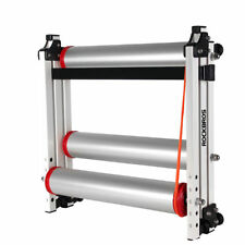 RockBros Roller Trainer Indoor Cycling MTB Road Bike Rollers Trainer White