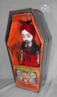LDD living dead dolls * SERIES 30 VARIANT * LUCY THE GEEK * SEALED NIB