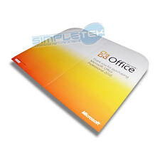 KEYCARD LICENZA CARD OFFICE PROFESSIONAL 2010 PLICO NUOVO ORIGINALE RETAIL