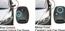 Toyota Hilux SR5 MK6 MK7 Fortuner SUV Automatic Folding Mirror_