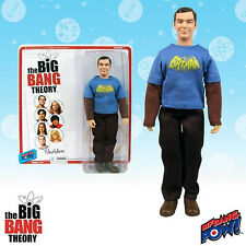 The Big Bang Theory Sheldon in Vintage Batman Shirt 8-Inch Figure *NEW*