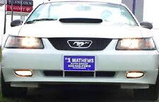 94 04 Ford Mustang High Beam Fog Light Kit Turns Fog Lights Back On W High Beams