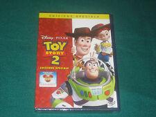 TOY STORY 2 EDIZIONE SPECIALE DISNEY PIXAR DVD
